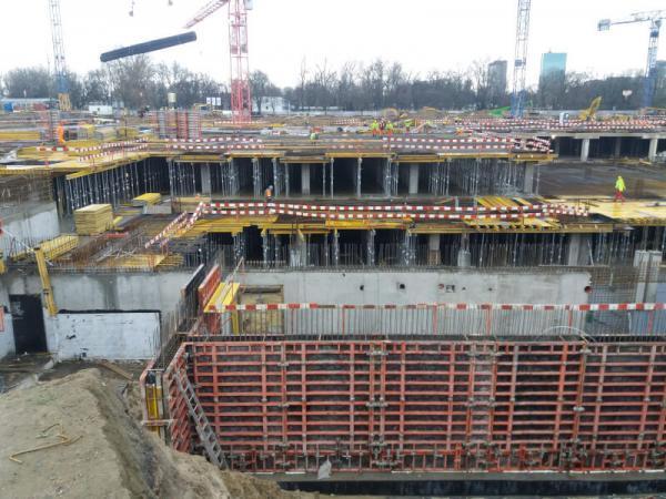 Budowa Muzeum Wojska Polskiego