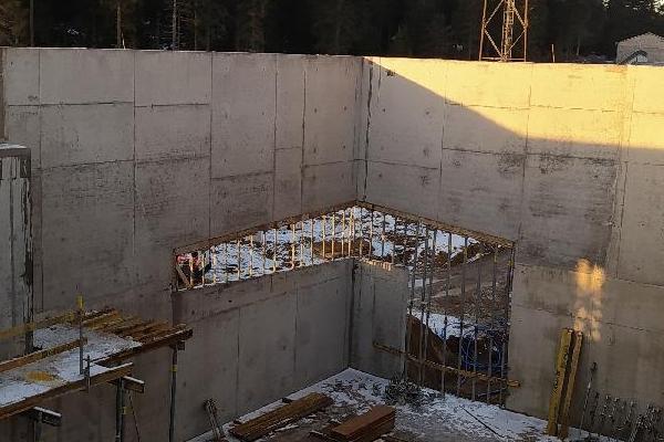 budowa ośrodka narciarstwa 4